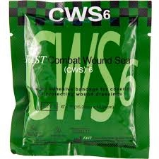 FTS-CWS Fast breathe thoracic seal